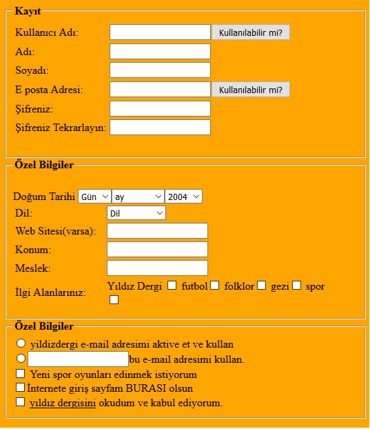 Php Form2