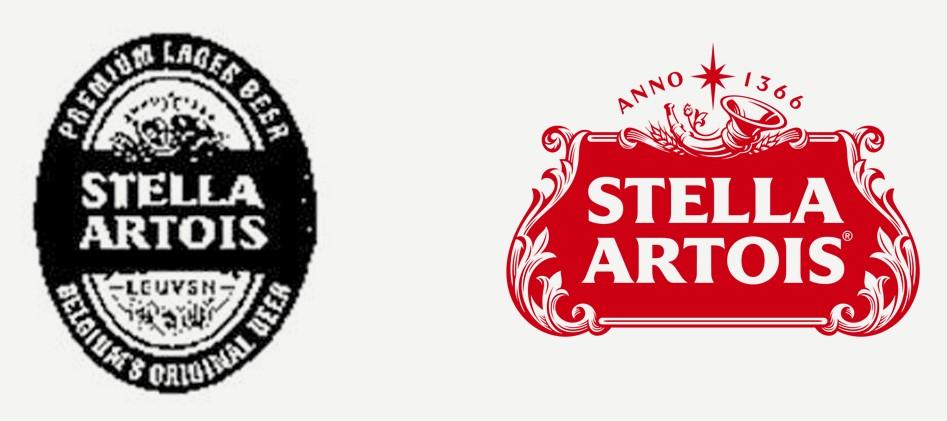 Stella Artois ilk logo